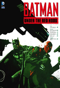 """バットマンとは正反対の""""正義""""を貫く謎の覆面男レッドフード。その赤い仮面の下に隠された真実とはいったい……。"""